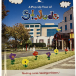 cover of St. Jude pop-up book